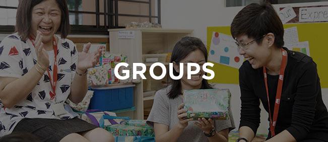 Group Volunteer Sign Up